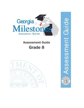 GEORGIA MILESTONES PARENT & STUDENT MATH GUIDE FOR SUCCESS