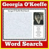 Georgia O'Keefe Worksheet Activity