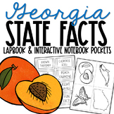 GEORGIA State History Lapbook Project, State Symbols, Stre