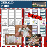 GERALD FORD CHAIN BRACELET U.S. President Research Project Biography