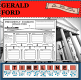 GERALD FORD TIMELINE U.S. President Research Project Biography