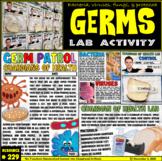 GERM LAB ACTIVITY: BACTERIA, VIRUSES, FUNGI, & PROTOZOA
