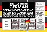 GERMAN CONVERSATION CARDS 5