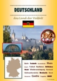 German: Classroom Posters