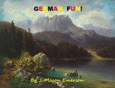 GERMAN FUN! (CULTURE, WORD SEARCHES, END OF YEAR GREAT, ETC)