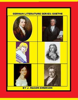 GOETHE  (GERMANY'S GREATEST WRITER)