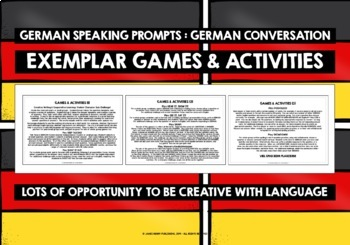 GERMAN CONVERSATION 400 CARDS