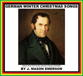 GERMAN WINTER CHRISTMAS SONGS