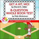 GET A HIT, MO! | PRINTABLE WHOLE BOOK TEST | 8 MULTIPLE CH
