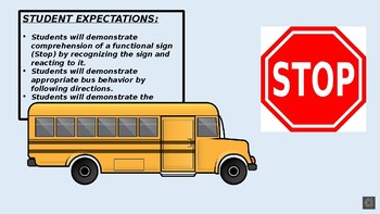GET ON THE BUS FOR NON-VERBAL LEARNERS
