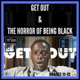GET OUT & The HORROR of Being Black (In America)