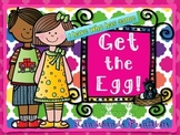"""Reading Street's GET THE EGG """"I Have Game"""" Freebie by Ms."""