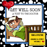 GERMS GET WELL SOON DOCTOR