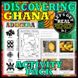GHANA: Discovering Ghana Activity Pack