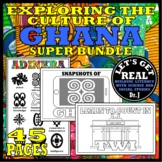 GHANA: Exploring the Culture of Ghana Bundle