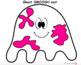 GHOST SMOOSH Playdoh mats Halloween