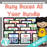 GIANT Busy Boxes All Year **BUNDLE**