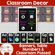 GIANT Chalkboard Owl Classroom Set BUNDLE