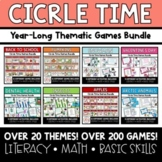 GIANT Circle Time All Year **BUNDLE**
