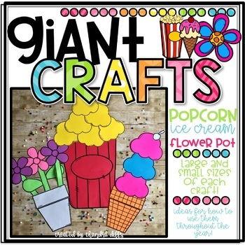 GIANT Crafts!