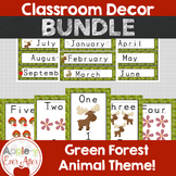 GIANT Forest Animal Theme Class Bundle - over 300 pages!