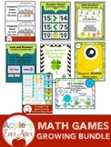 GIANT GROWING MATH GAME BUNDLE!