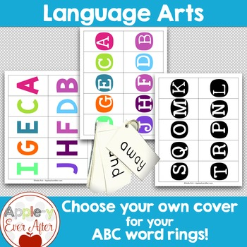 GIANT Traveling Portable Word Wall Package - Over 1400 word cards