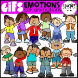 GIF - Emotions Animated Images - {Educlips}