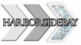 Blinking Silver and Glitter Next arrow Clip Art Image