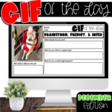 GIF of the Day | Picture of the Day | DECEMBER EDITION TPT Easel