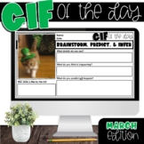 GIF of the Day | Picture of the Day | MARCH EDITION TPT Easel