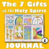 GIFTS OF THE HOLY SPIRIT Activities Journal Interactive Notebook