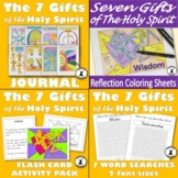 GIFTS OF THE HOLY SPIRIT Bundle of Activities