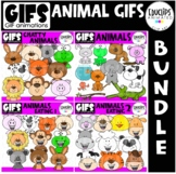 GIFs - Animals Bundle - Animated Images - {Educlips}