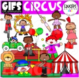 GIFs - CIRCUS - Animated Images - {Educlips}