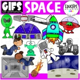 GIFs - SPACE - Animated Images - {Educlips}