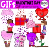 GIFs - Valentine's Day - Animated Images - {Educlips}