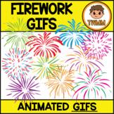 GIFs l Celebration Fireworks - Animated Digital Clipart Im