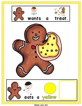 GINGERBREAD-ADAPTED BOOK