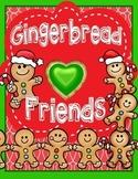 GINGERBREAD FRIENDS: I'm a Little Cookie! (MEGA-UNIT w/ CONCERT PLAN & COSTUMES)