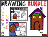 GINGERBREAD HOUSE Drawing Bundle