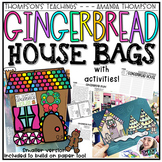 GINGERBREAD House Project   Build Your Own
