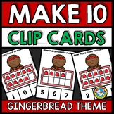 GINGERBREAD MAN ACTIVITIES KINDERGARTEN MATH (WAYS TO MAKE