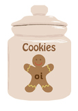 GINGERBREAD MAN, PHONICS AND NUMERACY