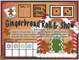 GINGERBREAD Number Subitizing Game Interactive Digital