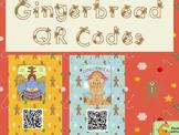 GINGERBREAD QR CODES