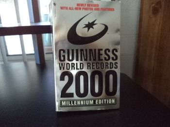 GINNESS WORLD RECORDS  ISBN -0-553-58268-2