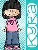 GIRLS - Student Binder Covers - asian, polynesian, islamic  {Melonheadz}