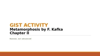 IR GIST activity PPt