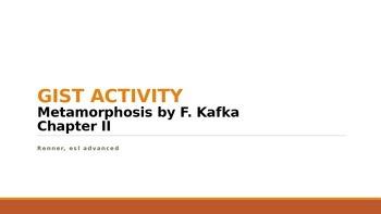 IR GIST activity PPt